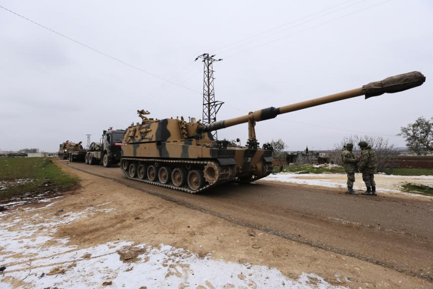 وزارة الدفاع التركية: تحييد 63 من الجيش السوري وحلفائه في إدلب