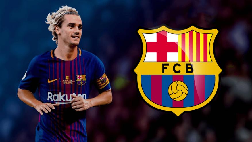 غريزمان يراهن على التتويج بالألقاب مع برشلونة