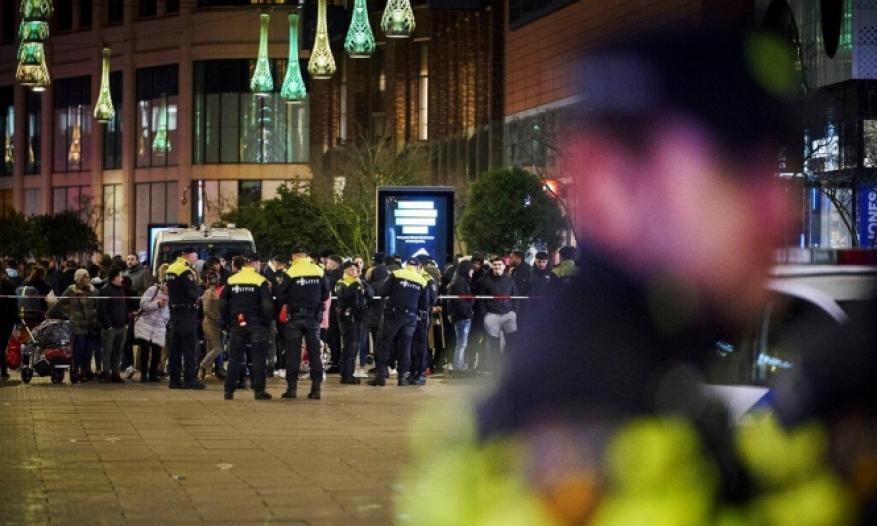 3 مصابين في حادثة طعن بالعاصمة الهولندية
