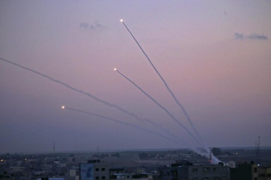 تقرير استخباري إسرائيلي: أكبر عملية إطلاق صواريخ كانت في العام الماضي