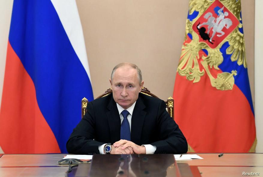 """بوتين: اقتراب """"ناتو"""" من حدودنا أمر بالغ الأهمية لأمن روسيا"""