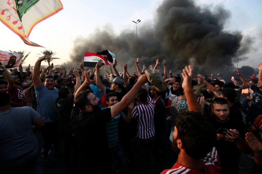 العراق.. مقتل متظاهر برصاص الأمن في محافظة ذي قار