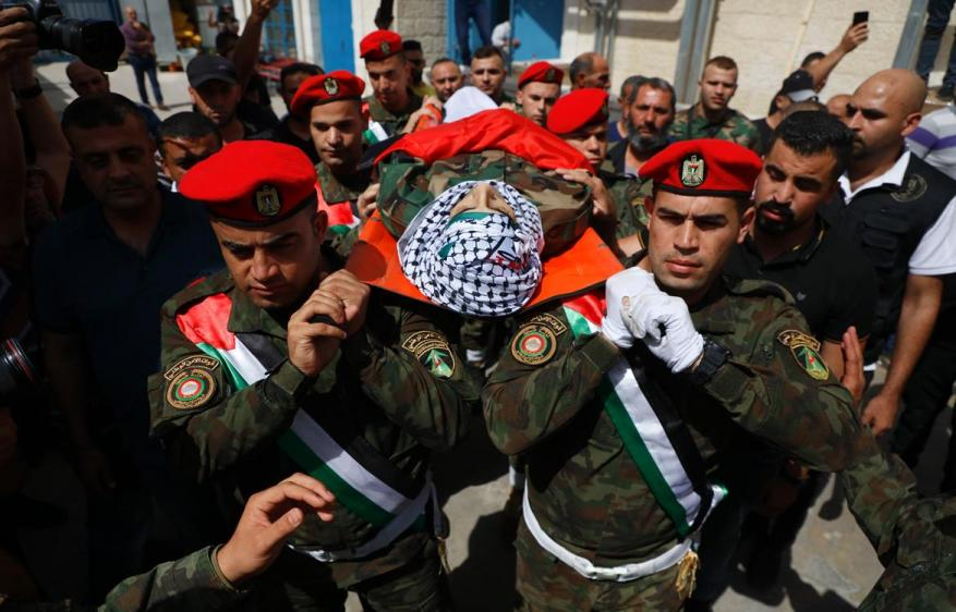 العالول: دم شهداء جنين يحتم علينا استكمال مسيرة النضال والمقاومة