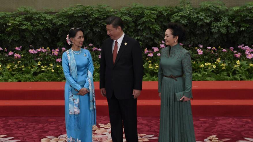 رغم أزمة الروهينغا.. الصين توقع اتفاقيات ضخمة مع ميانمار