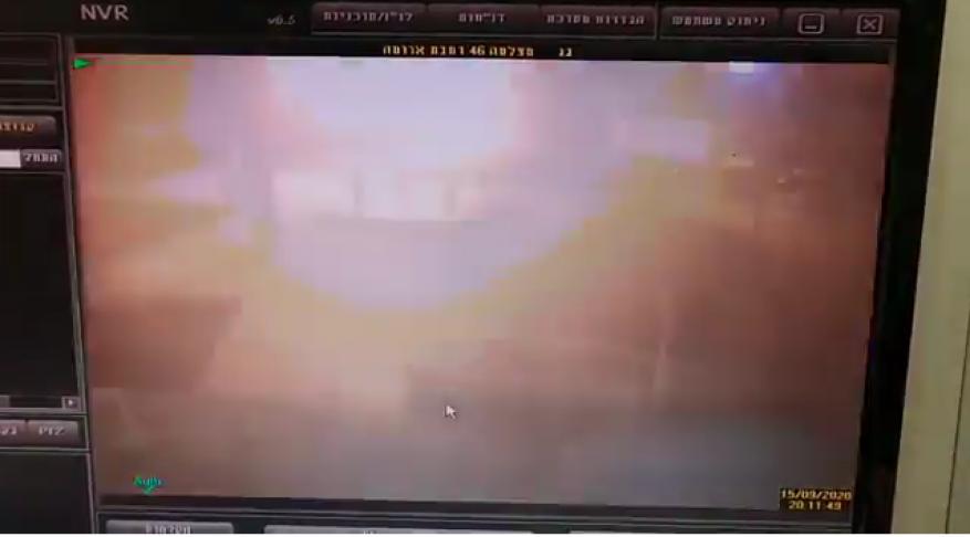 صاروخ أطلق من غزة صوب أسدود