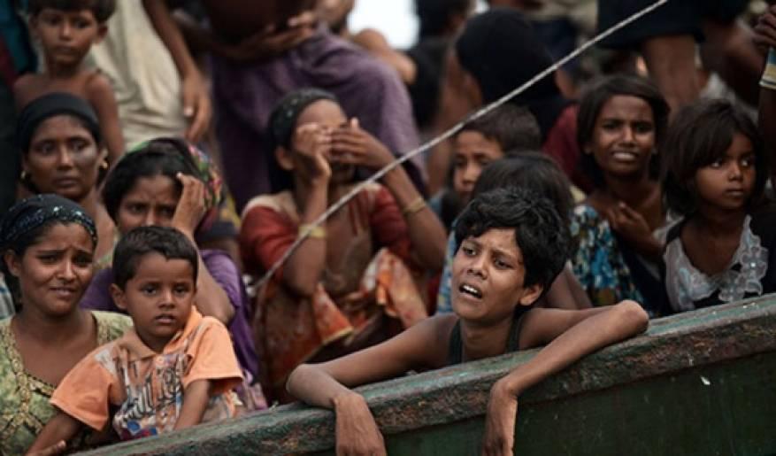 """دعوة لمحاكمة دولية لجنرالات ميانمار بسبب """"إبادة الروهينغا"""""""