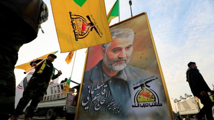 العراق: كتائب حزب الله تتهم رئيس الحكومة بتسهيل اغتيال سليماني والمهندس
