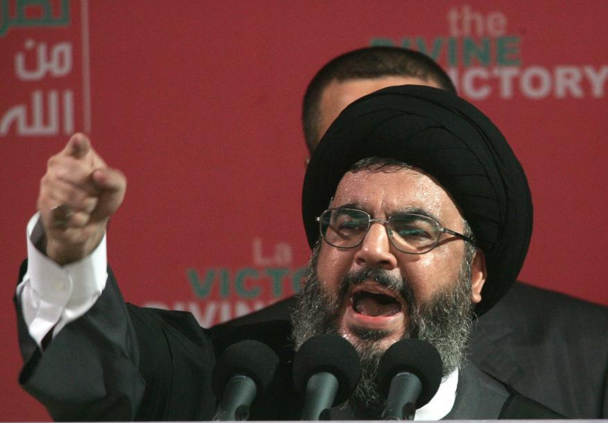 نصر الله: اسرائيل خائفة وتخشى من أي مواجهة مع حزب الله