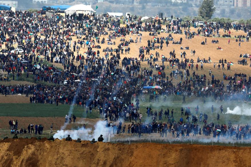 """استعدادات في غزة لمشاركة حاشدة بجمعة """"لبيك يا أقصى"""""""