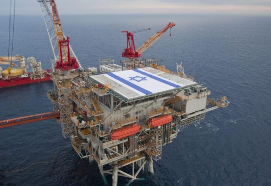 رسميًا.. الاحتلال يعلن بدء ضخ الغاز الطبيعي الى مصر