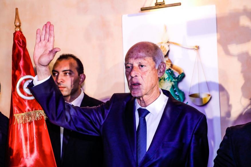 هيئة مسيرة العودة تدعو الرئيس التونسي المنتخب لزيارة غزة