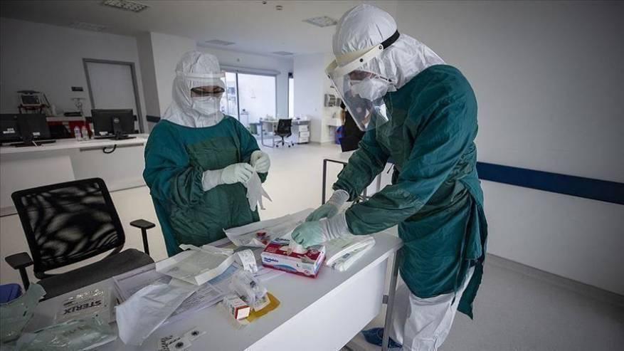 الصحة: 15 وفاة و512 إصابة جديدة بفيروس كورونا و1117 حالة تعافِ بالضفة وغزة
