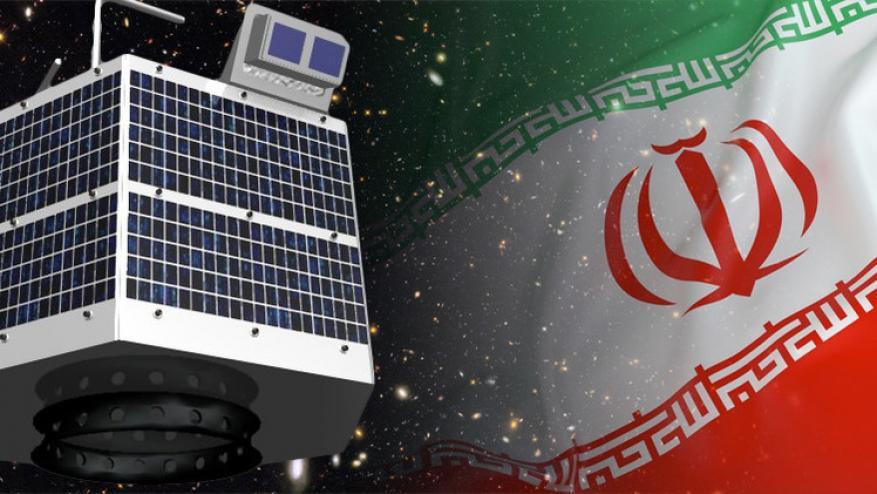 إيران تعتزم إطلاق قمرين صناعيين إلى الفضاء الأسبوع المقبل