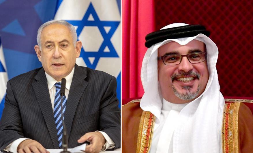 نتنياهو يجري اتصالا هاتفيا بولي عهد البحرين