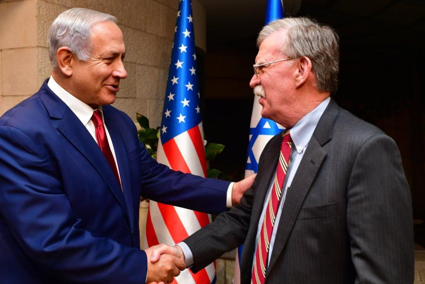 نتنياهو: لا شك بشدة موقف أمريكا تجاه إيران رغم إقالة بولتون