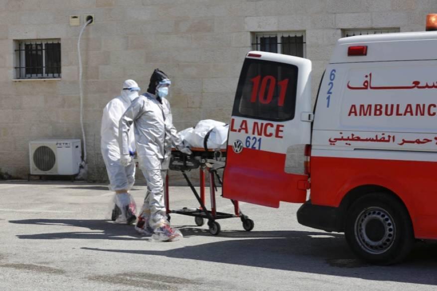 16 حالة وفاة و2536 إصابة جديدة بكورونا و1032 حالة تعافٍ بالضفة وغزة والقدس