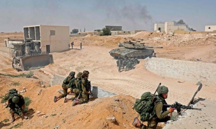 جيش الاحتلال يلغي تدريبات عسكرية كبيرة.. لهذا السبب