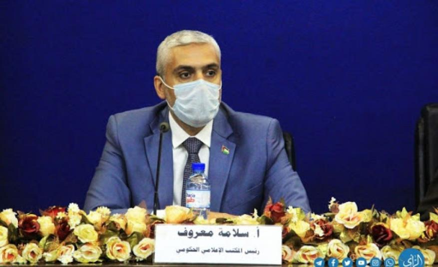 معروف لشهاب: أتممنا كافة الإجراءات لاستقبال العالقين عبر معبر رفح