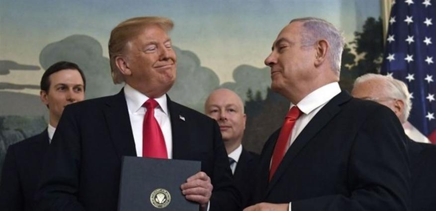 """في خطوة غير مسبوقة.. ترامب يضم """"إسرائيل"""" إلى القيادة العسكرية الأمريكية بالشرق الأوسط"""