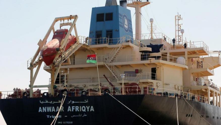 الحكومة الليبية: ضبط سفينة تنقل وقود الطيران لحفتر