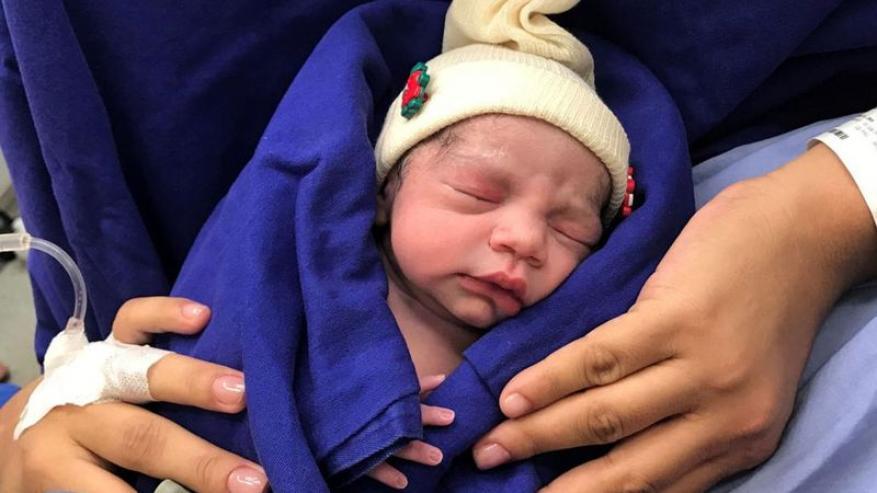 أول ولادة في العالم من رحم متبرعة ميتة!