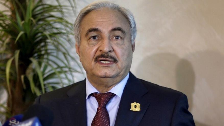 حفتر: لا سلم في ليبيا إلا بهزيمة المليشيات وطردها من البلاد