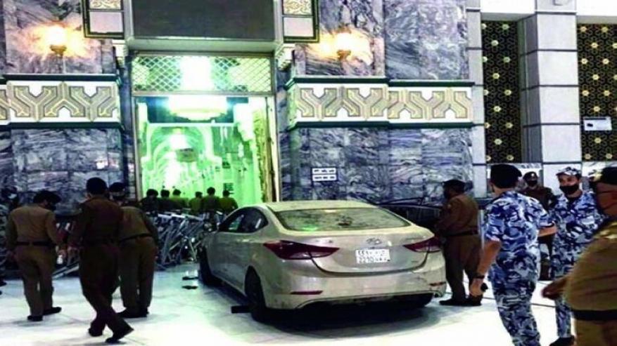 بعد اقتحام سيارة لساحة الحرم المكي.. السلطات السعودية تتخذ إجراءات جديدة