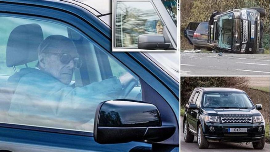 زوج ملكة بريطانيا يتلقى تهديد من الشرطة البريطانية.. لماذا؟!