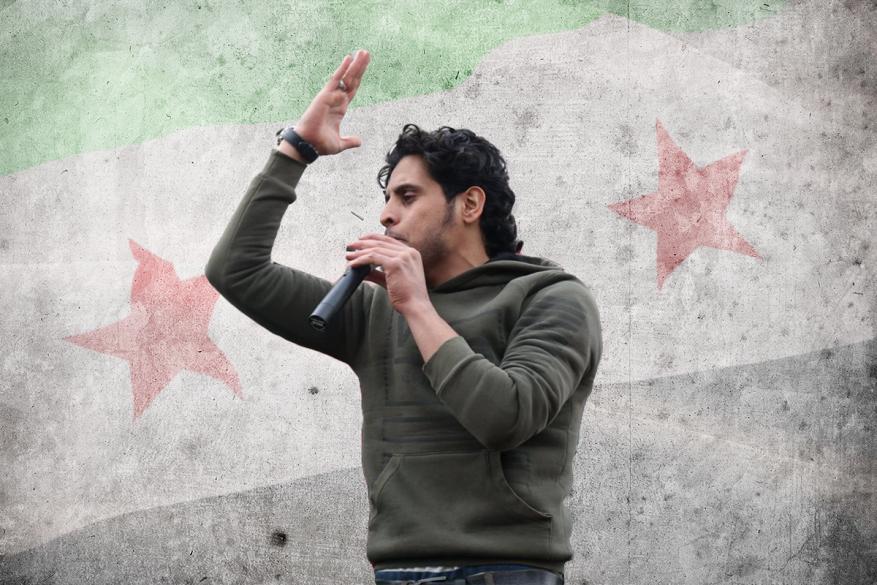 """""""الثورة السورية"""" تنعي استشهاد بلبلها """"عبد الباسط الساروت"""" بمعارك ريف حماة"""