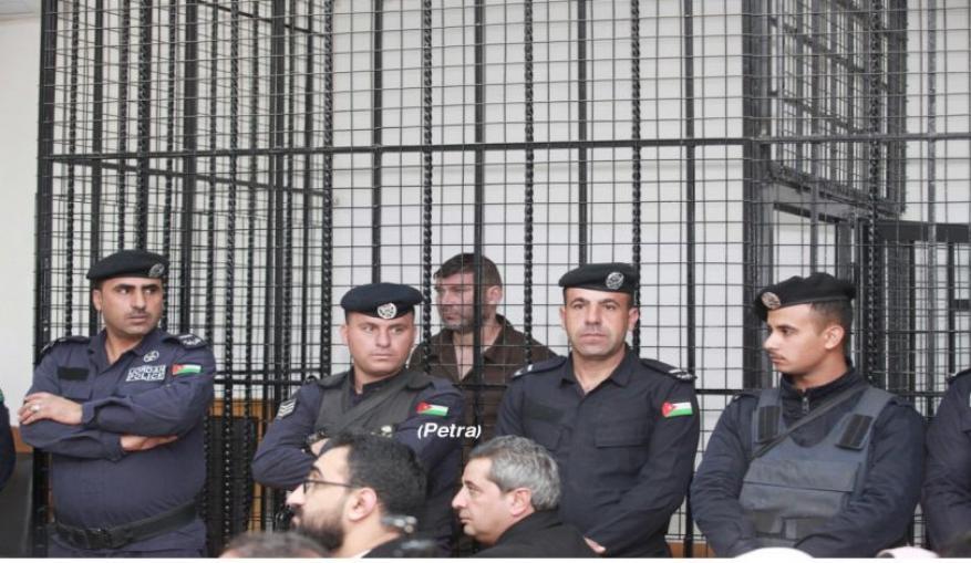 الأردن.. الحكم على المتسلل الإسرائيلي بالحبس 4 أشهر وتغريمه ألف دينار