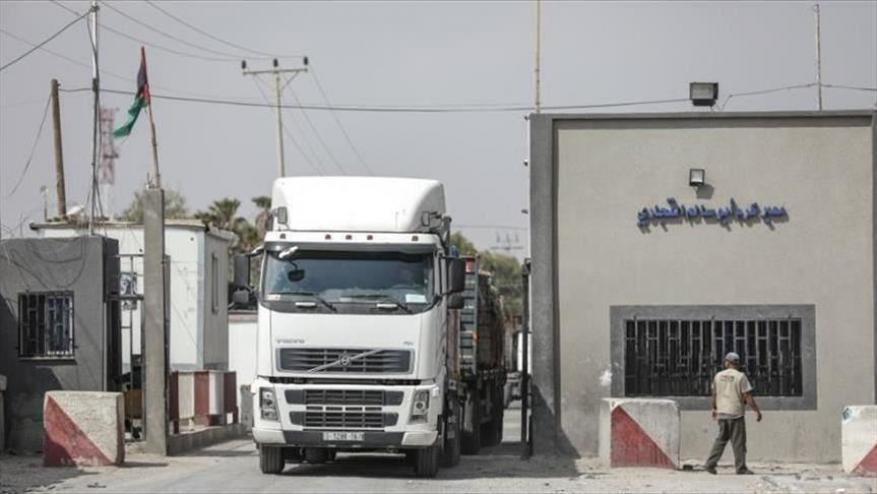 حماس: إغلاق معبر كرم أبو سالم سلوك عدواني يتحمل الاحتلال تداعياته