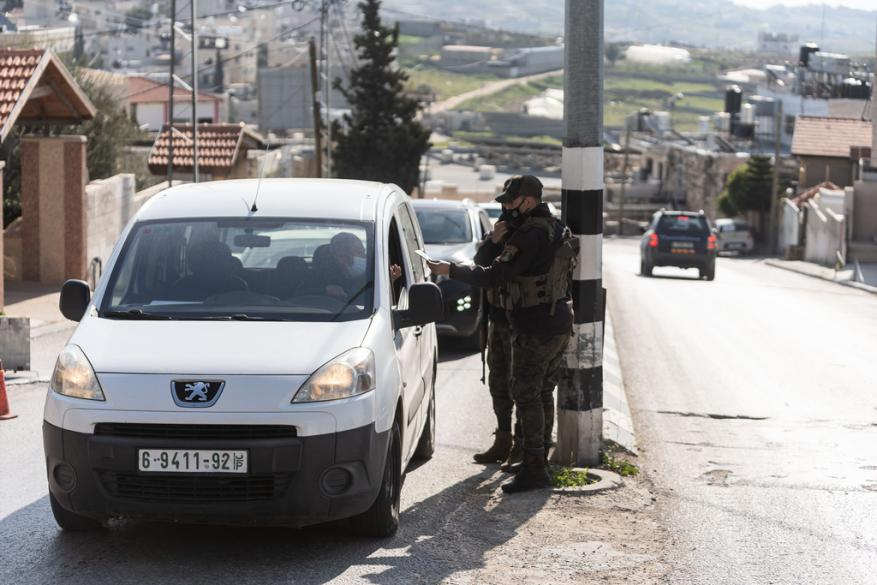 لجنة الوبائيات تبحث مستجدات الحالة الوبائية في الضفة الغربية
