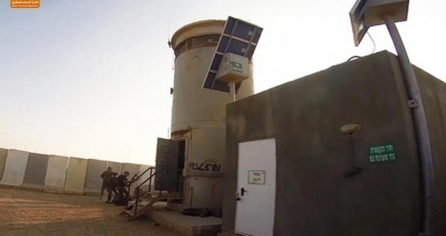 """القسام ينشر التفاصيل الدقيقة لعملية """"ناحل عوز"""".. 6 سنوات على العملية التي هزّت """"إسرائيل"""""""