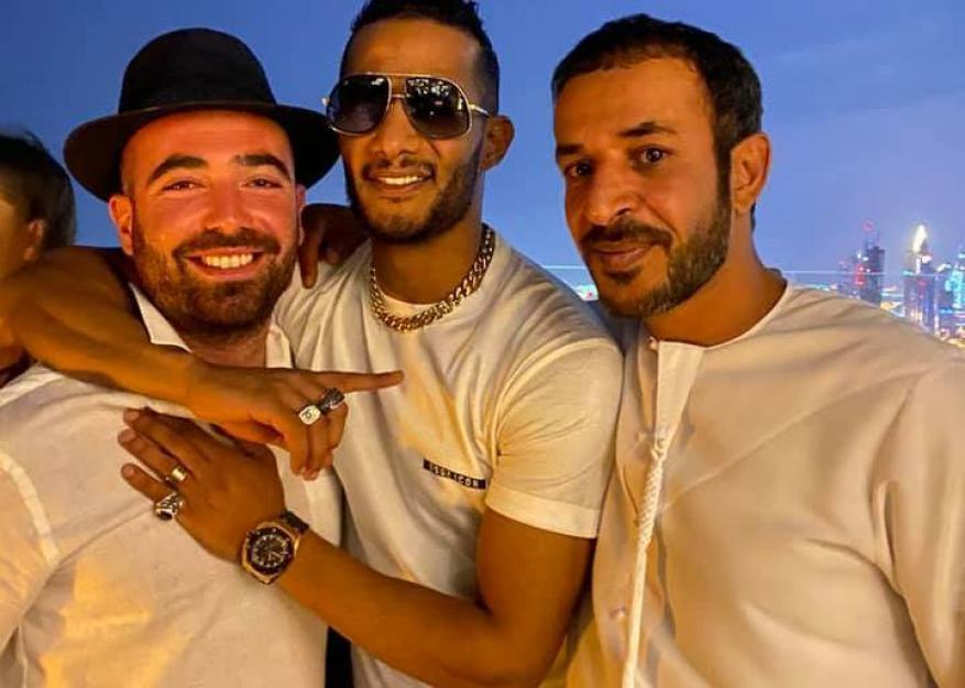 """قناة """"كان"""": صورة محمد رمضان مع المطرب الإسرائيلي تعكس قصة """"السلام الحزينة"""""""
