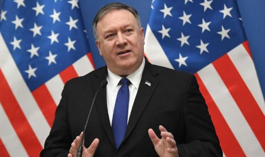 بومبيو: واشنطن ستستخدم العقوبات ضد الشركات الصينية التي تتعامل مع إيران
