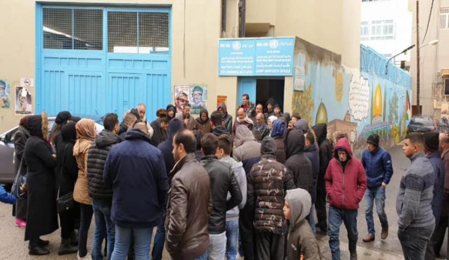 """مخيم الجليل في لبنان.. شتاء ثقيل وكورونا تتفشى و""""الأونروا"""" غائبة"""