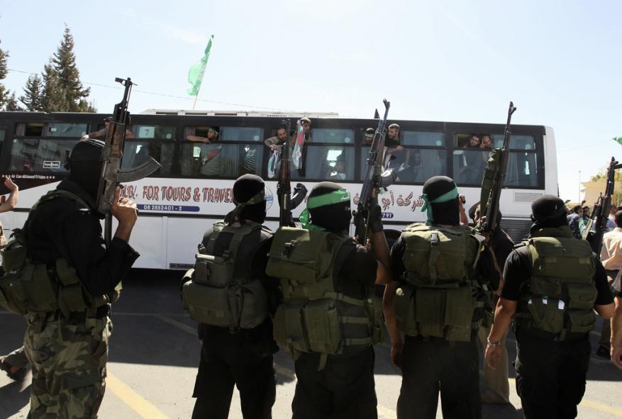 """في الذكرى الـ9 لصفقة """"وفاء الأحرار"""".. حماس: المقاومة قادرة على انتزاع حقوق شعبنا"""