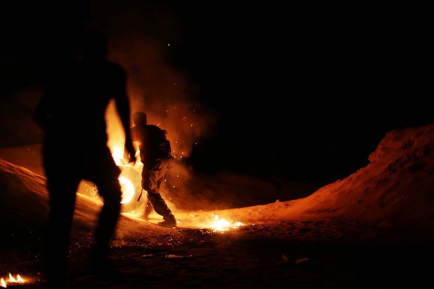 إصابة 3 فلسطينيين برصاص الاحتلال شرق غزة