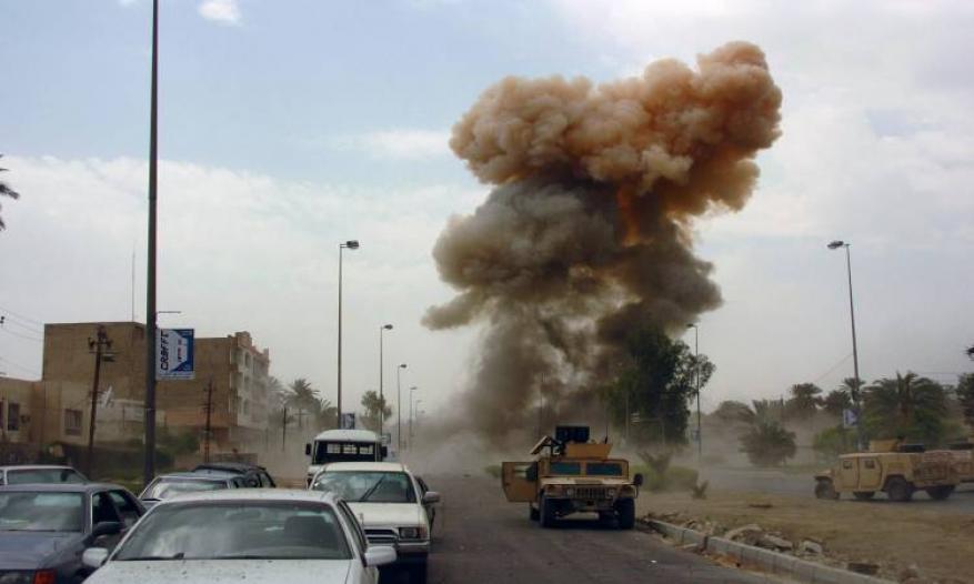 عبوة ناسفة تستهدف رتلا للتحالف الدولي شمالي العراق