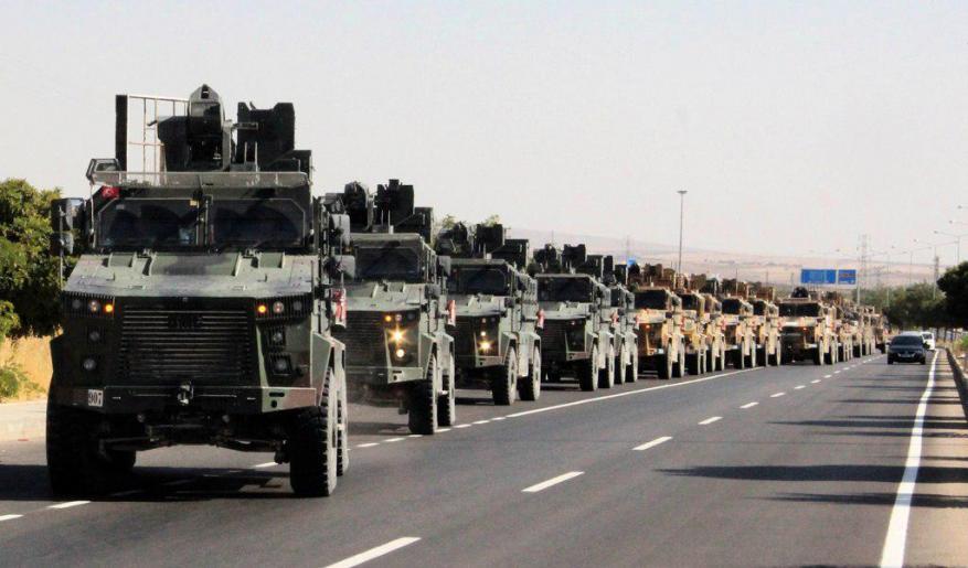 نتنياهو يندد بالعملية التركية في سوريا ويعلن جاهزيته لتقديم المساعدة للأكراد