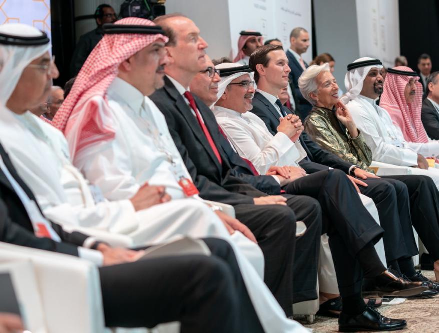 هآرتس: مؤتمر المنامة أكبر لقاء تطبيع شوهد في السنوات الأخيرة