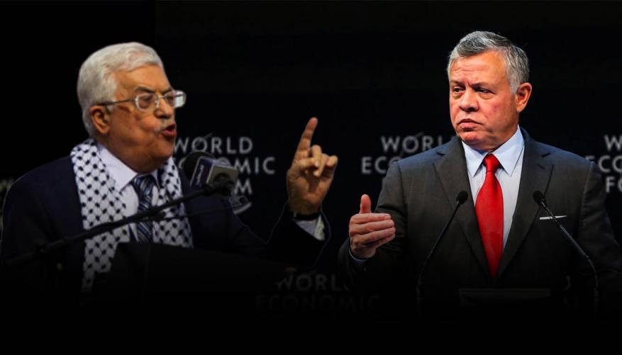 السلطة تتجاوز الخط الأحمر المرسوم من العاهل الأردني: جاهزون للتفاوض حول كونفدرالية