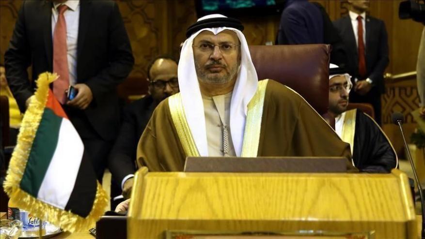 الإمارات تدعو إلى عدم التصعيد ضد إيران واعتماد الحلول الدبلوماسية