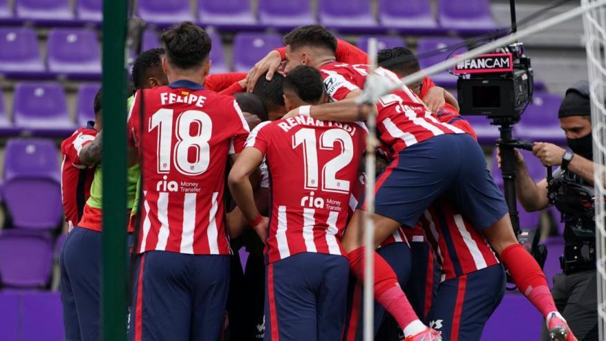 أتلتيكو مدريد بطلا للدوري الإسباني للمرة الـ11 في تاريخه