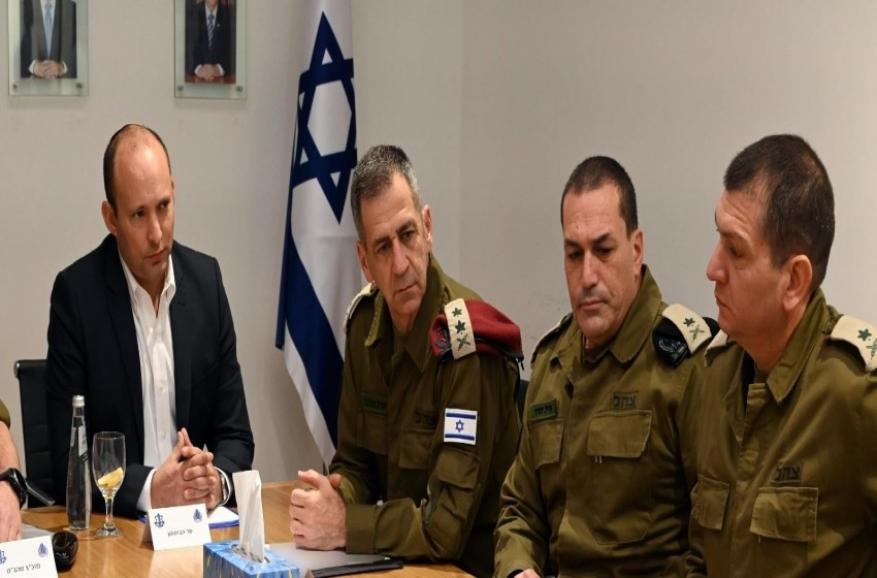 بمشاركة كوخافي.. جيش الاحتلال يلغي يوم مشاورات أمنية تخوفًا من اندلاع تصعيد
