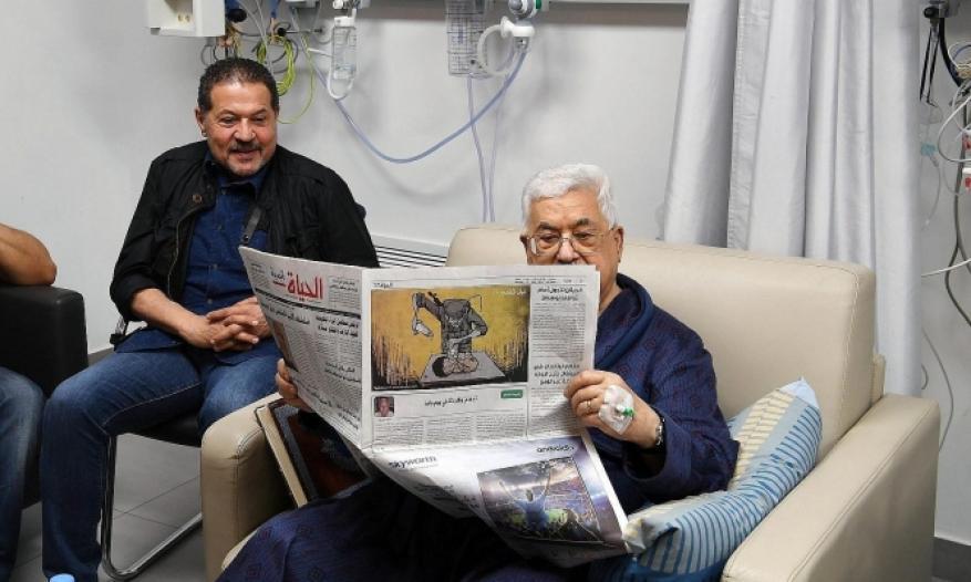عباس يعود لرام الله بعد إجراء فحوصات في ألمانيا