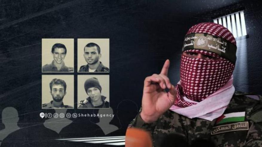 """""""القسام"""" للاحتلال الإسرائيلي: جنودك ما زالوا بغزة"""