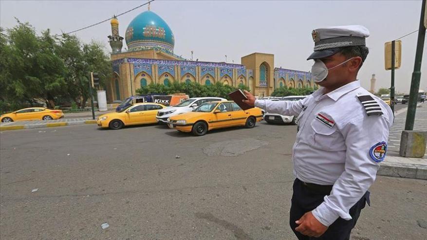 العراق.. حظر تجوال شامل في أسبوع العيد