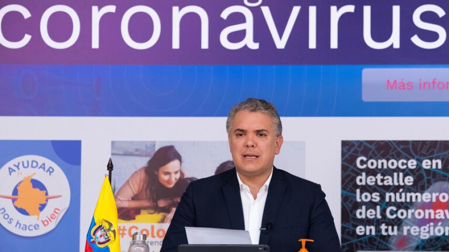 """الرئيس الكولومبي: فنزويلا """"قنبلة موقوتة"""""""