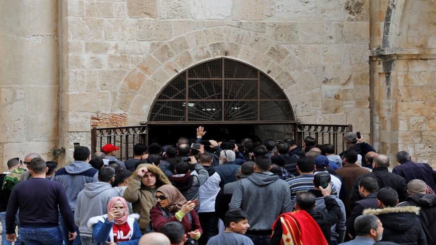 محكمة الاحتلال تصدر أمراً بإغلاق مصلى باب الرحمة بالمسجد الأقصى
